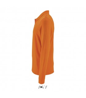 Cravate à clipper en polyester satiné KARIBAN