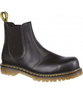 Chaussure de sécurité ICON 2228  - DR2228 Le modèle 2228 de Dr. Martens est une bottine de sécurité classique de type Chelsea Bo
