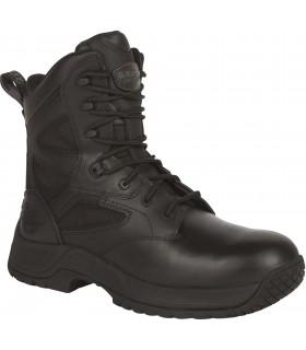 Chaussures de sécurité SKELTON - DR22671001 La chaussure unisexe Skelton est une botte à coupe plus haute destinée au secteur de
