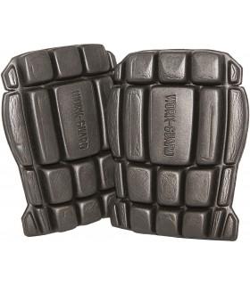 Genouillères - R322X 100% EVA. S'adaptent à tous les pantalons Work-Guard RESULT ayant des poches prévues à cet effet. Légères,