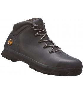 Chaussures de sécurité Splitrock Pro - TIM620104 Tige en cuir pleine fleur haute qualité résistant à l'eau. Protège-malléoles ma
