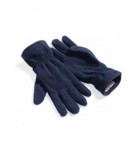 B296 - Gants polaires Suprafleece 100%polyesteranti-boulochage Suprafleece™. Style unisexe. Tissu ultra-isolant: chaleur et lé