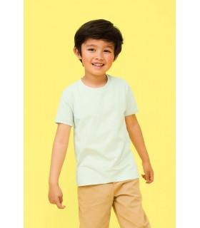 MARTIN KIDS - TEE-SHIRT ENFANT COL ROND |
