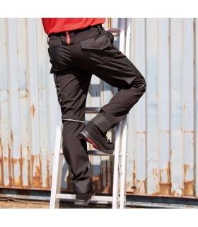 R473X - Pantalon de travail slim SOFTSHELL |