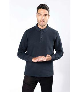 K4000 - Sweat-shirt col polo |