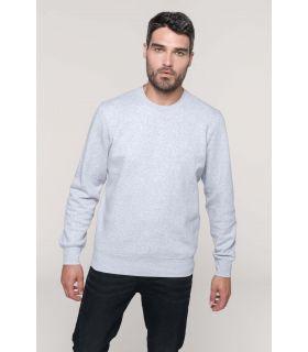 K488 - Sweat-shirt col rond  