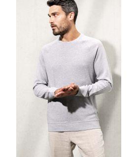K495 - Sweat-shirt piqué bio  