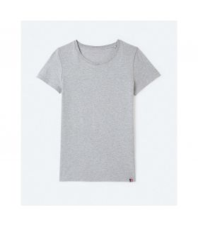 ATF LOLA - TEE-SHIRT FEMME COL ROND MADE IN FRANCE |